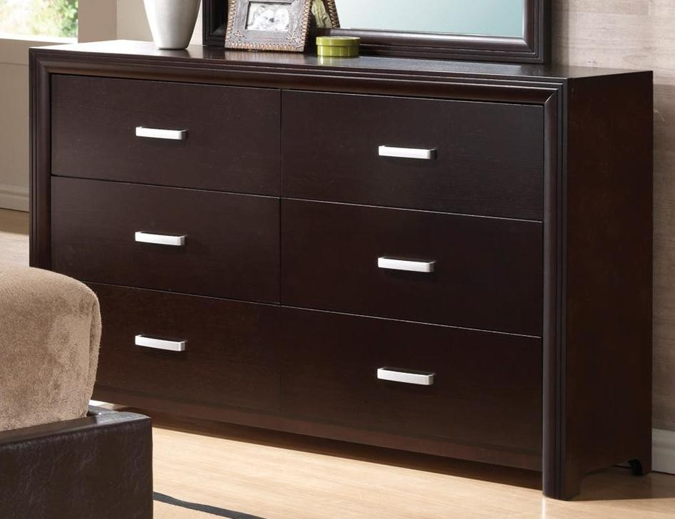Andreas dresser 202473 coaster furniture Andreas furniture