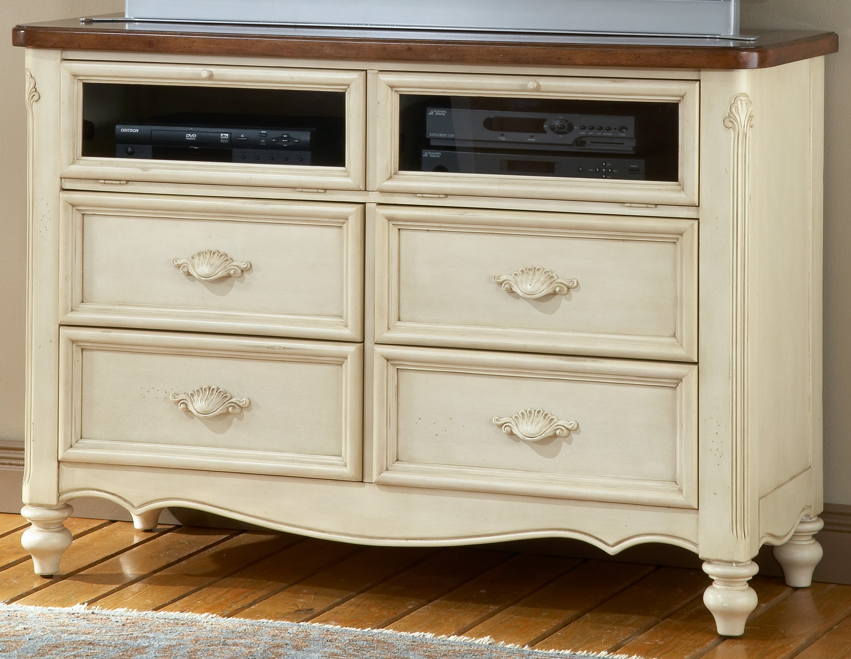 Chateau entertainment center 3501 232 american for Bedroom entertainment center