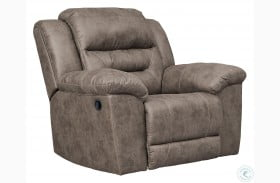 Stoneland Fossil Recliner