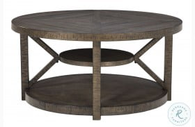 Jessoli Brown Coffee Table